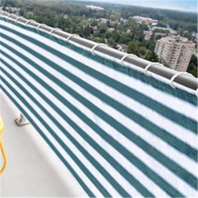 Populäre Art und Weise Balkon Fenster-Vorhänge Vorhang, Balkon Sicherheitsnetz