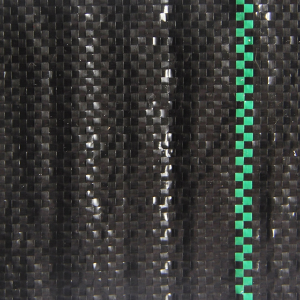 neta control de malezas, tela impermeable para la cobertura del suelo agrícola