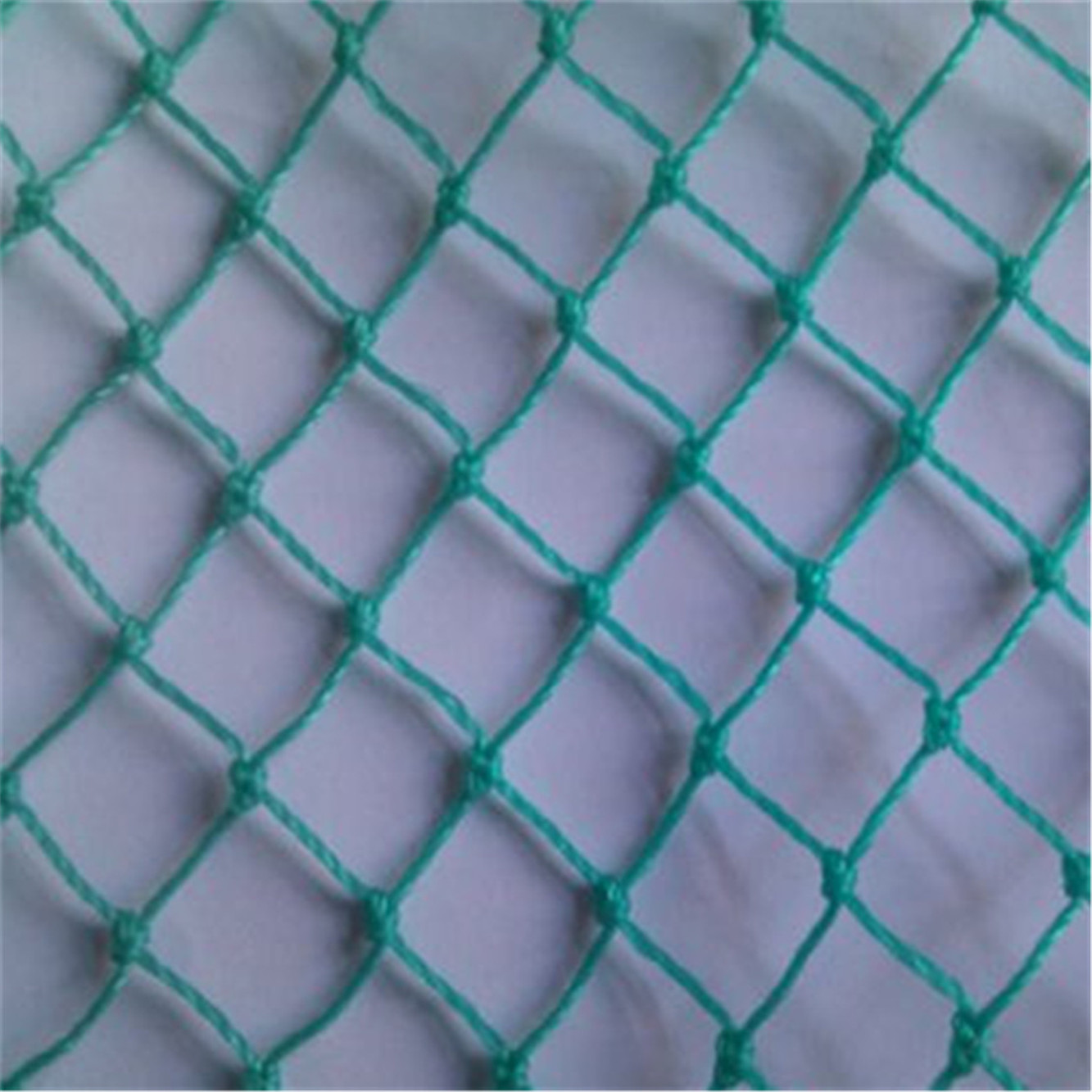 Fuerte blanco Red de pesca de nylon monofilamento barato (1.00mm-1.50mm)
