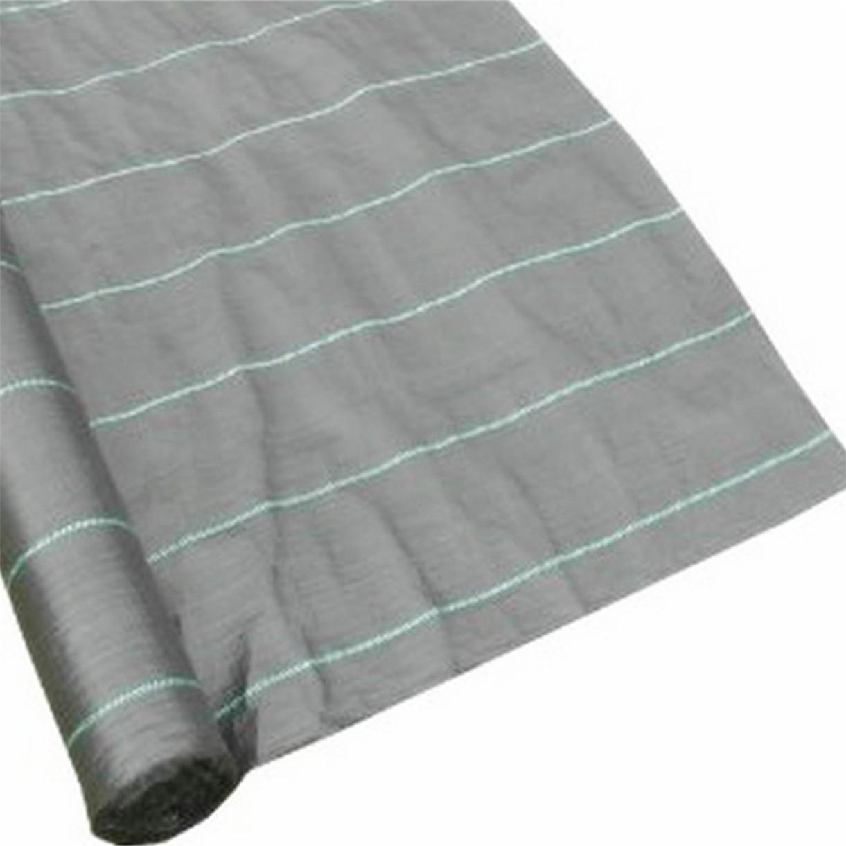 PP зеленый / черный почвопокровные для завода