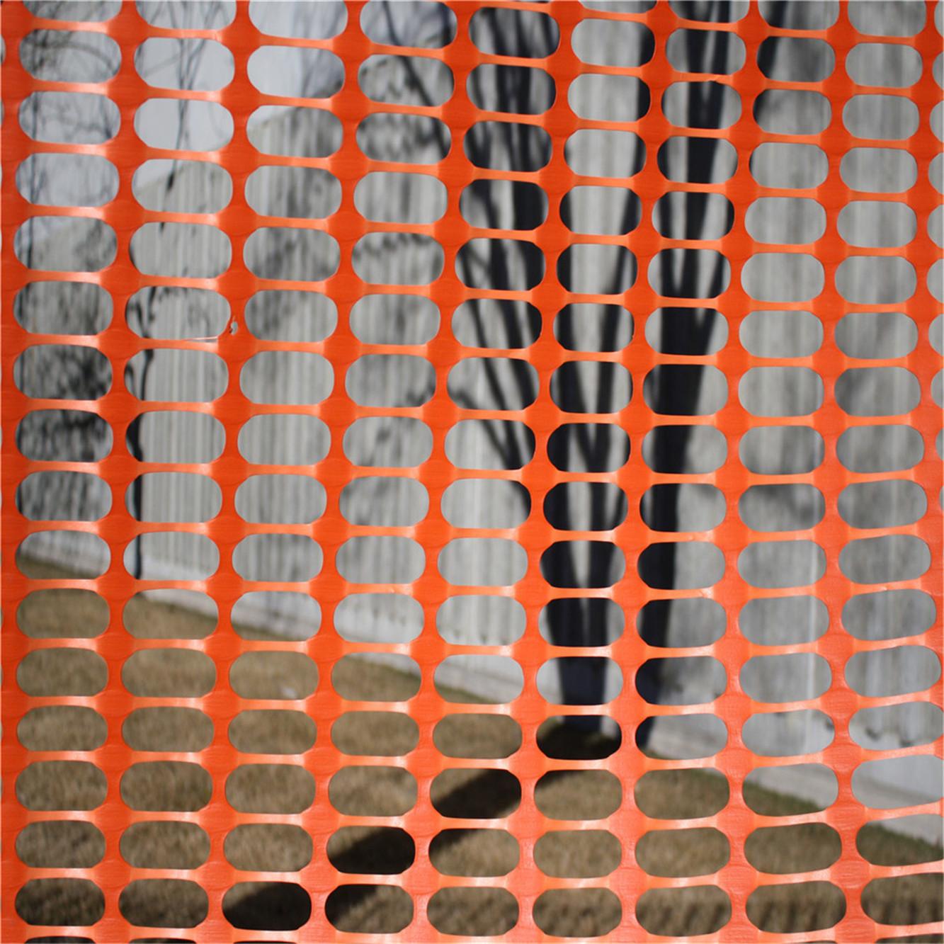 Kunststoffnetz Schneebarriere, Kunststoff-Schutzzaun Net