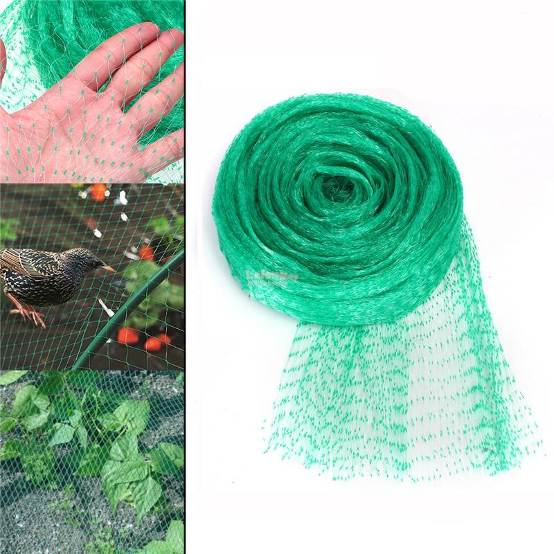 HDPE +UV Stabilized, Nylon, PP, PE anti vineyard bird netting