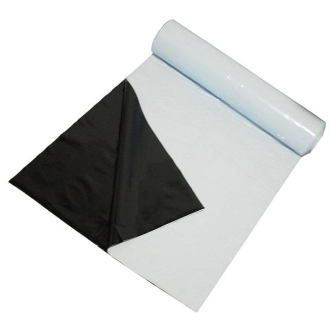 soute d'ensilage co-extrudé UV stabilisé couvertures