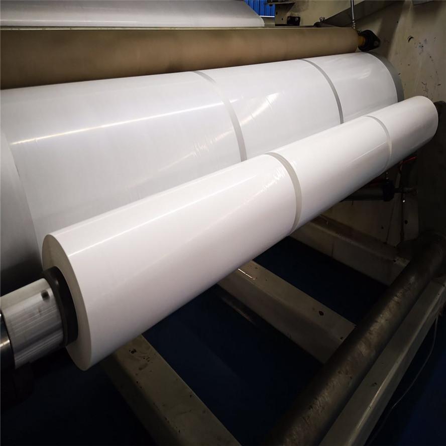 La meilleure protection UV Noir / Vert / Blanc Ensilage Wrap Film de l'agriculture Hay Bale Wrap