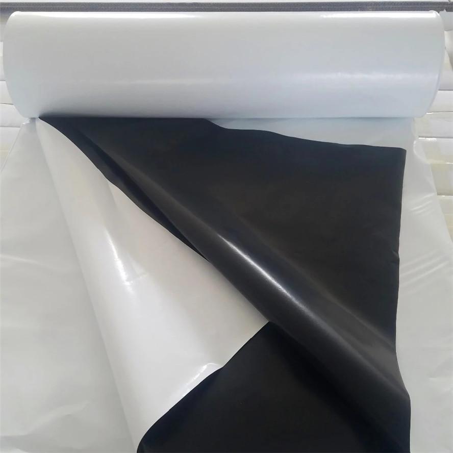 Black/White Black plastic Silo Cover / Bunker Silage cover for corn, wheat, grain, fodder