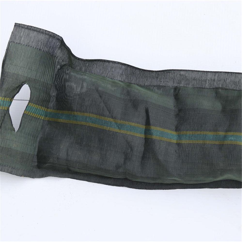 Silo bag, sandbag UV-beständig, ungefüllt, mit Kordelzug und Griff, 50 Stücke in Bündel