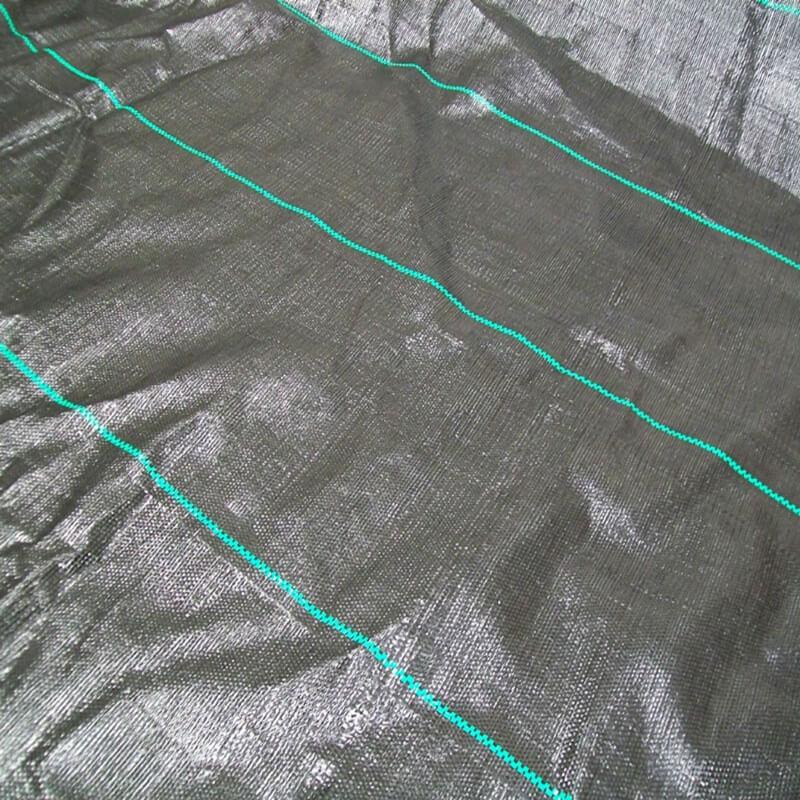 Couvre-sol Tissu,Suppression des mauvaises herbes en tissu,PE Anti Weed Tissu,Barrière contre les mauvaises herbes,Géotextile,PP couverture du sol