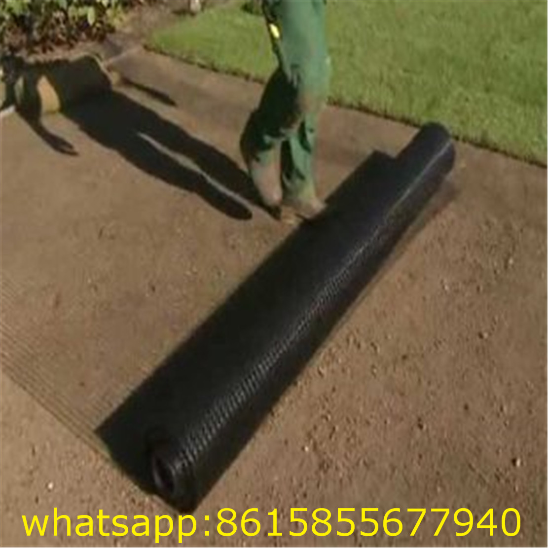 Anti Mole Netting Agricultural HDPE for Fruit Trees