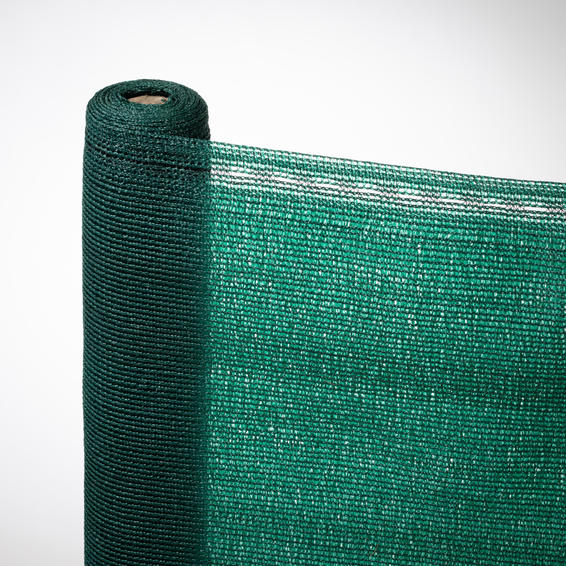 Rete parasole in HDPE anti-UV verde
