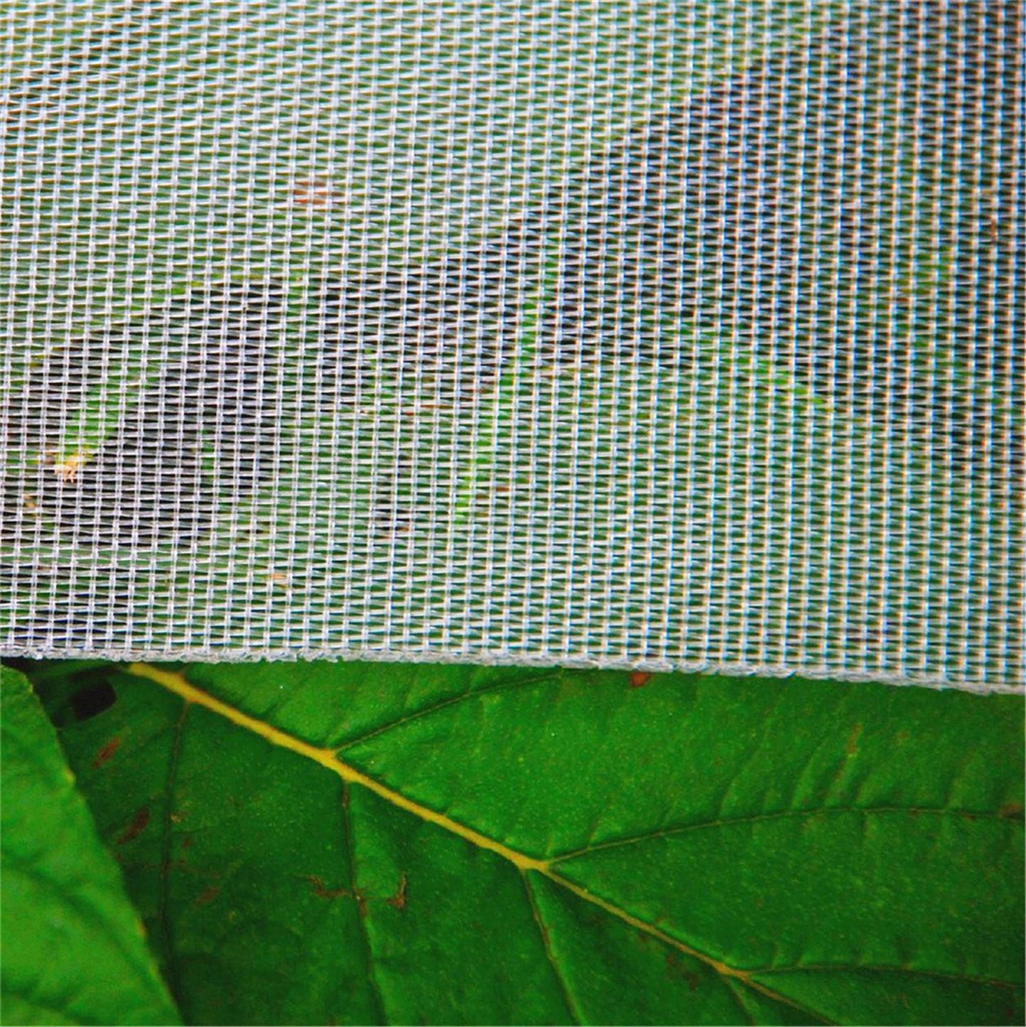 Hausgarten Gemüse Blumengarten Obstgarten Anti-Vogel Anti-Insekten-Netz