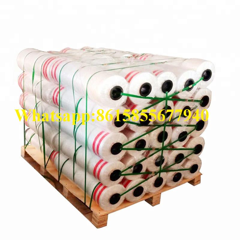 Enrubannage de balles HDPE hautement adaptable