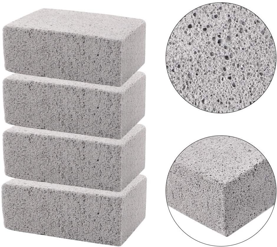 come acquistare una pietra per la pulizia della griglia corretta?, griglia mattone, pietra detergente per griglia, pietra pomice?