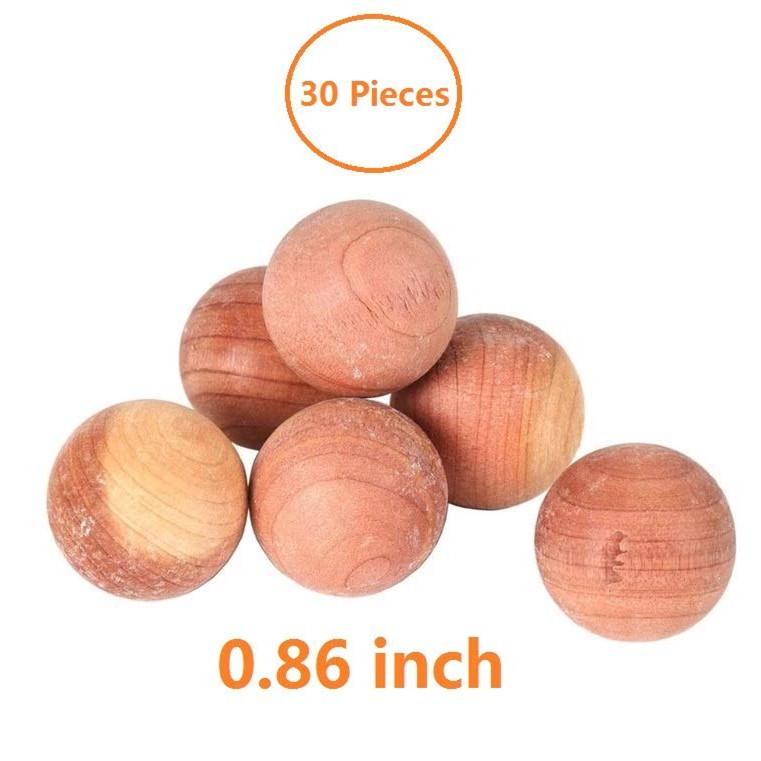 nous sommes l'un des principaux exportateurs de boules de cèdre en chine